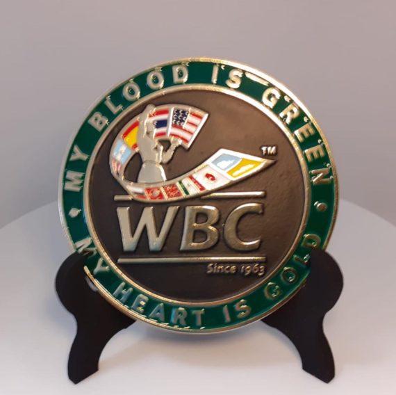 World Boxing Council Medallion