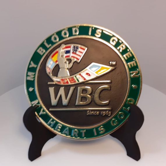 World Boxing Council Medallion