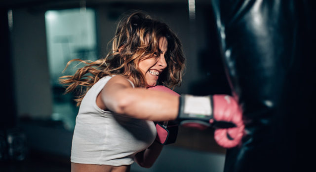 Boxing Training Recovery - How to give your body the best chance to heal