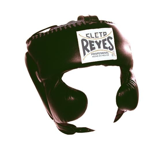 Cleto Reyes Headguard with Cheek Protection – standard colours