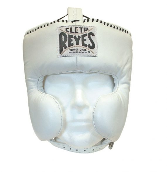 Cleto Reyes Headguard with Cheek Protection – speciality colours