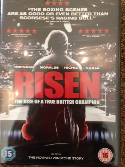 'Risen' – The Howard Winstone  story