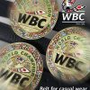 WBC Trouser belt