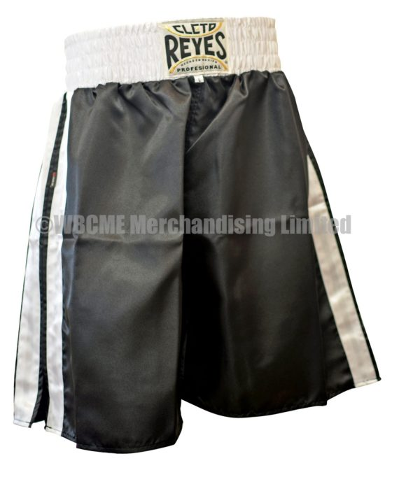 Cleto Reyes Satin Boxing Shorts