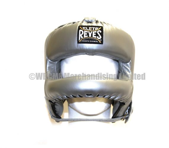 Cleto Reyes Headguard with Nylon round face bar