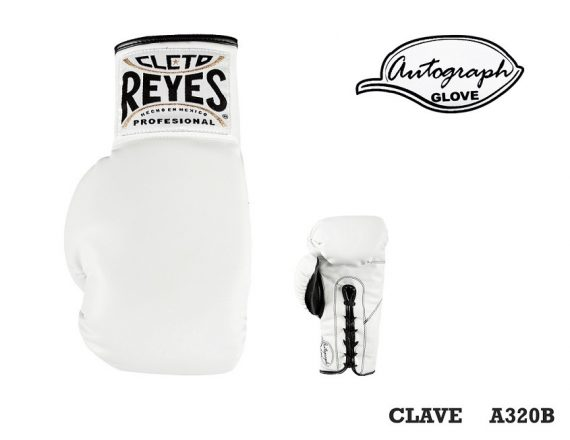 Cleto Reyes glove for autographs