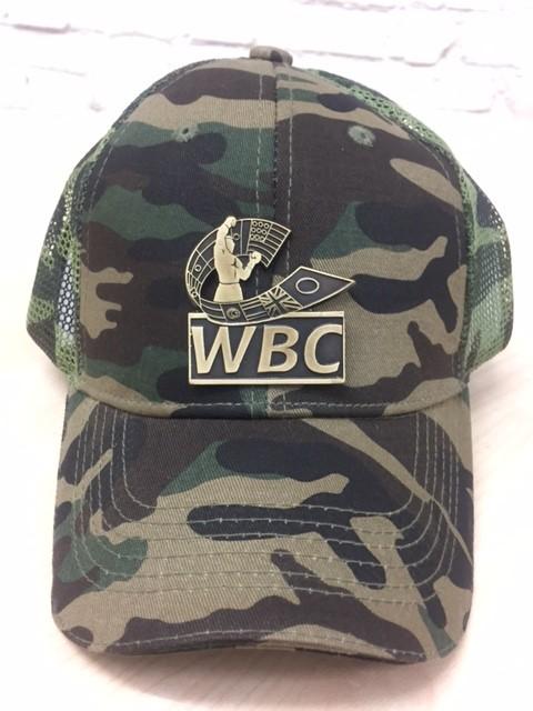 WBC camo cap