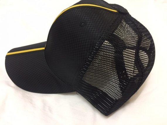 WBC black cap