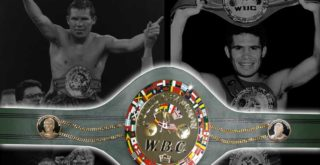 WBC Belt History